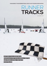 200 Runner Tracks December 2017 Cover